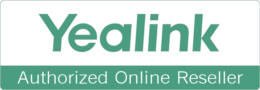 Yealink Authorized Reseller logo